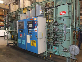Surface Combustion 5600 CFH Endo Gas Generator